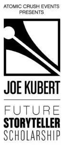 The Joe Kubert Future Storyteller Scholarship