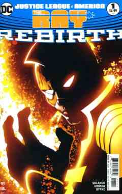 Justice League of America The Ray - Rebirth (2017)