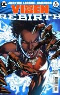 Justice League of America Vixen - Rebirth (2017)