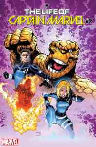 Life of Captain Marvel 2