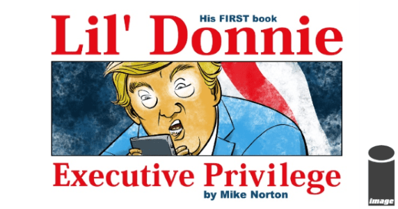 Lil Donnie Executive Privilege