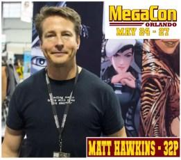 Matt Hawkins 1