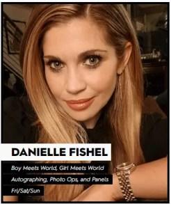 NYCC Danielle Fishel