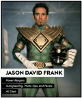 NYCC Jason David Frank