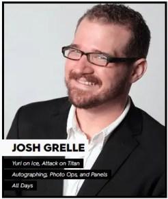 NYCC Josh Grelle