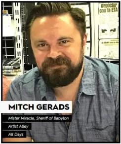 NYCC Mitch Gerads
