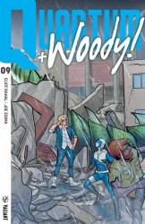 QUANTUM AND WOODY! (2017) #9 - Interlocking Variant by Joe Eisma
