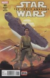 Star Wars The Force Awakens Adaptation (2016)
