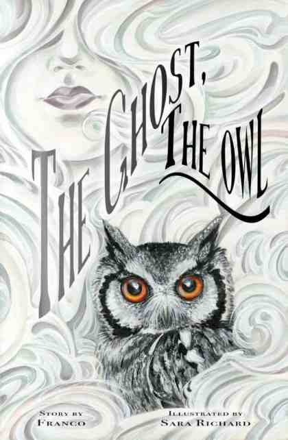 The Ghost, The Owl Cover