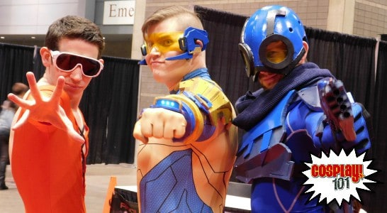 *NSFW* Cosplay 101 for Men - What to Wear Under Cosplay