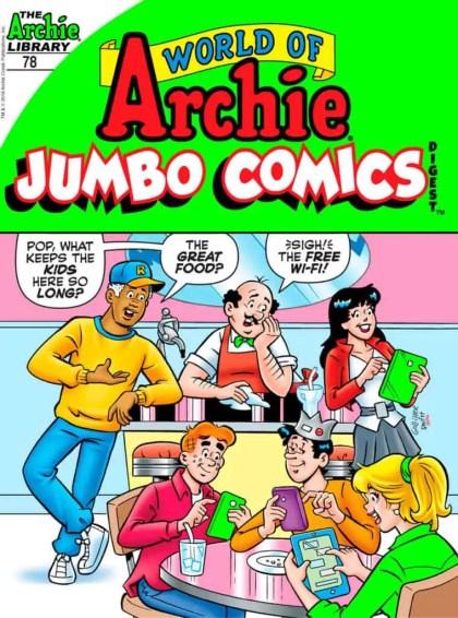 World of Archie Jumbo Comics Digest #78