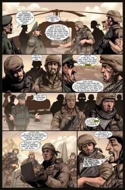 Aberrant issue #1