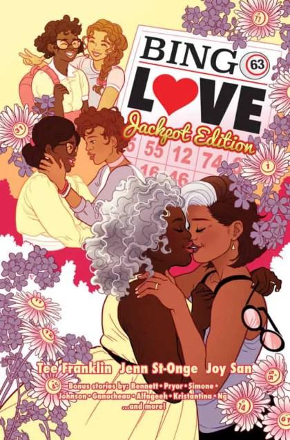 BINGO LOVE Vol. 1 JACKPOT EDITION cover