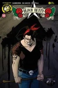 Black Betty #4 Cover C Marco Maccagni