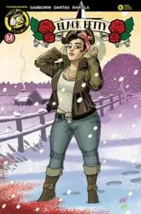 Black Betty #6 Cover E Fleecs