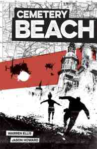 CEMETERY BEACH #1 cover