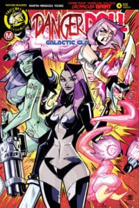 Danger Doll Squad V2 #4 Cover C