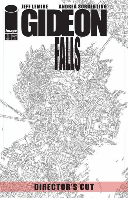 GIDEON FALLS #1 DIRECTOR'S CUT cover
