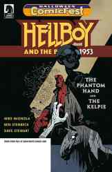 HELLBOY AND THE B.P.R.D. 1953 - THE PHANTOM HAND & THE KELPIE