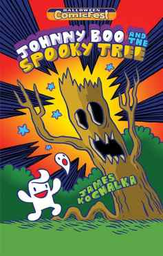 JOHNNY BOO AND THE SPOOKY TREE