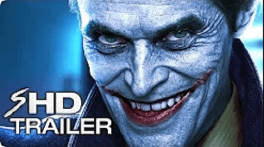 Joker concept trailer