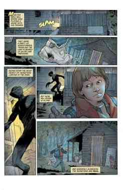 Stranger Things #1 preview page 1