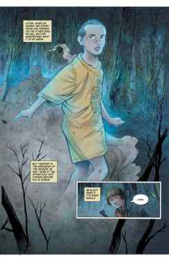 Stranger Things #1 preview page 2