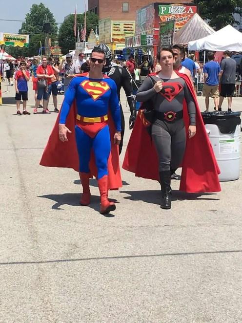 Superman Celebration 2018 by Douglas Meacham