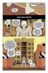 THE NEW WORLD #1 preview page 5