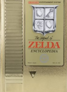 The Legend of Zelda Encyclopedia Deluxe Edition cover