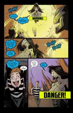 Zombie Tramp #48 Page 11