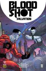 Bloodshot Salvation #11 - Pre-Order Edition by Ryan Bodenheim