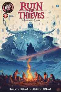 Ruin of Thieves: A Brigands Story #3 - Cover A by Sumit Kumar