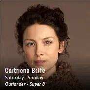 Caitriona Balfe