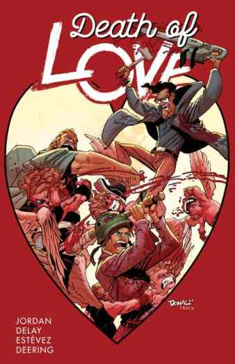 Death of Love TPB Cover