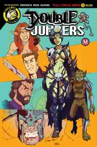 Double Jumpers: Full Circle Jerks #2 Cover A