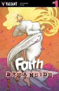 FAITH: DREAMSIDE #1 (of 4) – Variant Cover by Adam Pollina