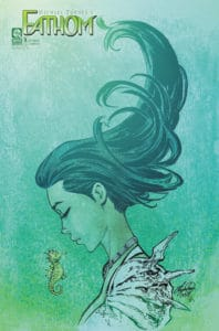 FATHOM Vol. 7 #5 - Cover C by Siya Oum