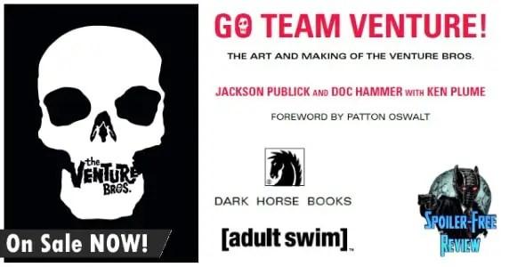 Go Team Venture! The
