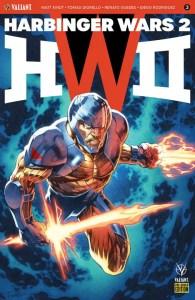Harbinger Wars 2 #3 - Pre-Order Edition Variant by Tomas Giorello
