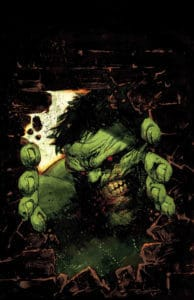 Immortal Hulk #2 - Variant Cover by Gerardo Zaffino