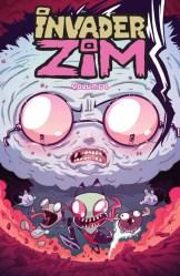 Invader ZIM Volume 1 variant