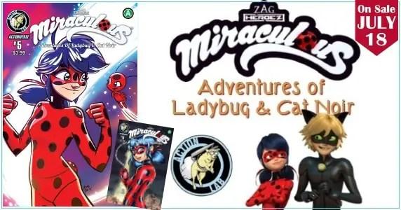 Miraculous Adventures #5