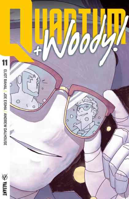 QUANTUM AND WOODY! (2017) #11 - Cover A by Kyle Smart