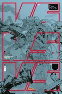 VS #5 - Variant Cover by Esad Ribić & Tom Muller