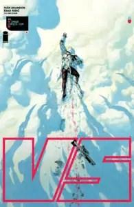 VS #5 - Main Cover by Esad Ribić