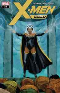 X-Men Gold # 33 Main Cover by Phil Noto
