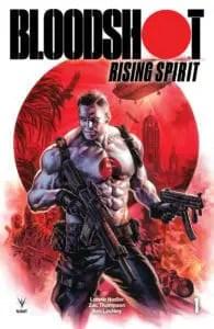 BLOODSHOT RISING SPIRIT #1 - Cover A by Felipe Massafera