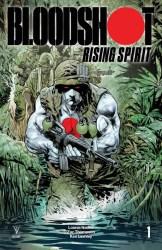 BLOODSHOT RISING SPIRIT #1 - Variant Cover by Staz Johnson