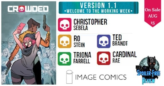 Crowded #1 review feature